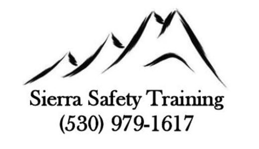 sierra safety training